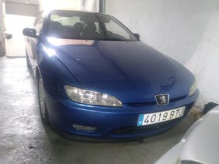 Peugeot 406 coupe hdi 2002