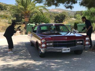 Cadillac de ville 66 coupe 1966