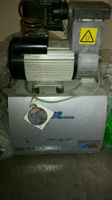 Compresor dental Durr
