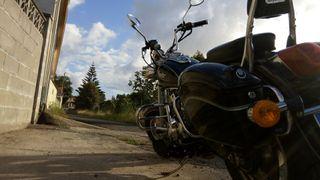 moto custom 125
