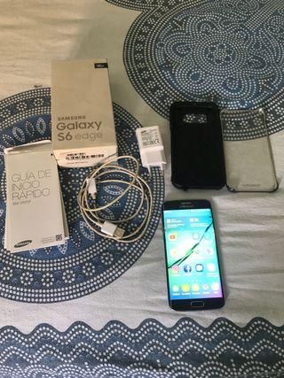 Samsung S6 Edge 32G libre
