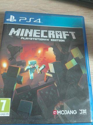 Minecraft ps4 edition