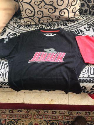 Camisetas hawk