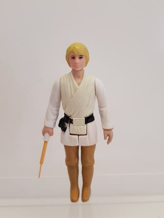 Luke Farmboy Skywalker (1977) Star Wars COMPLETO