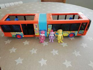 autobús luniss