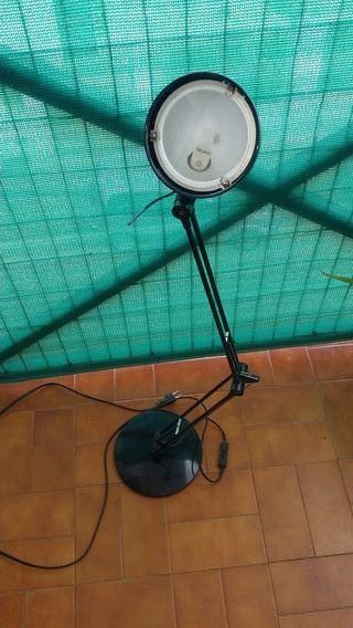 Lámpara halogena