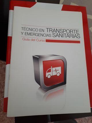 curso ccc tecnico en transportes sanitario