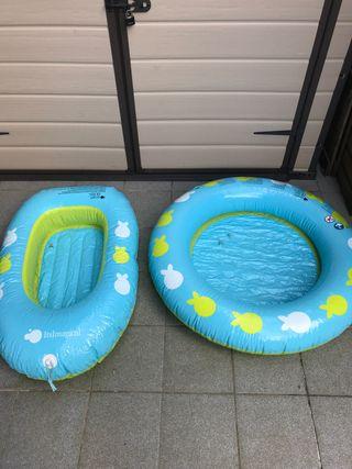 Barca para bebé