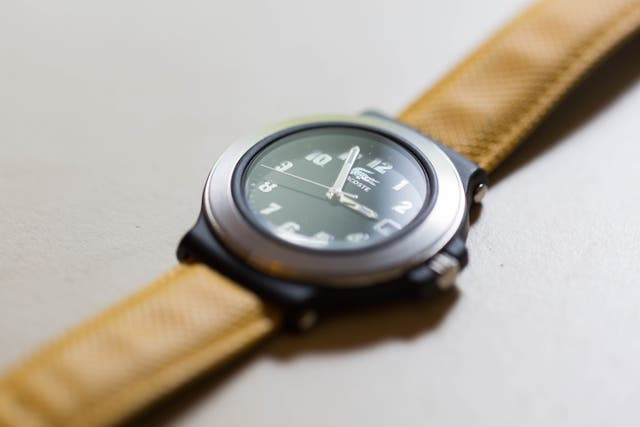 3c28f425b149 Reloj LACOSTE Original de segunda mano por 50 € en Pozuelo de ...