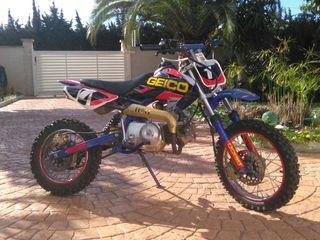 pitbike moto