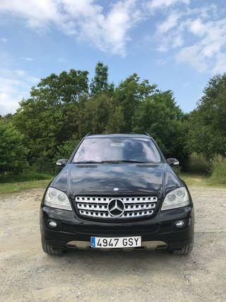Mercedes-benz ml cdi 4 matic modelo 2007