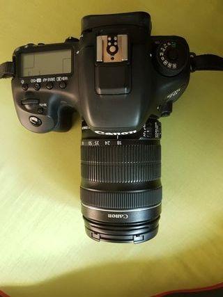 Canon 7D Mark II casi sin uso