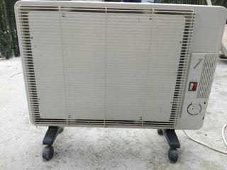 Estufa eléctrica radiador placa