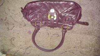 Dorothy Perkins Purple handbag - never used