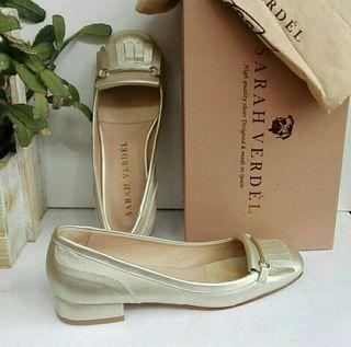 Zapatos Sarah Verdel N 38. Sin estrenar de 155€
