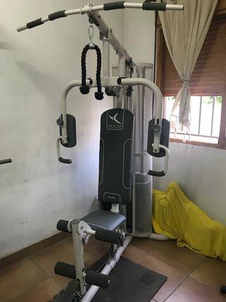 Maquina de gimnasio nueva