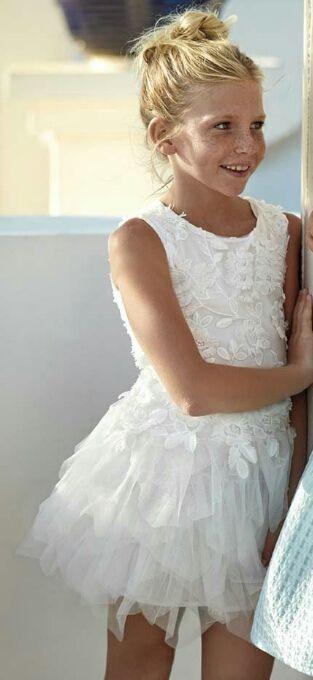 Vestido Mayoral talla 14