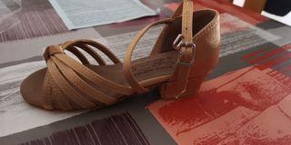 zapatos de baile niña