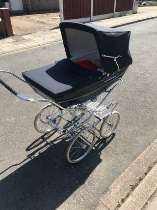 Vintage Silvercross pushchair