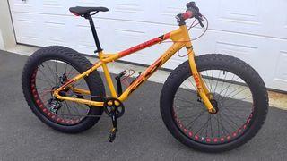 Bicicleta Fat Bike 26F SPORT