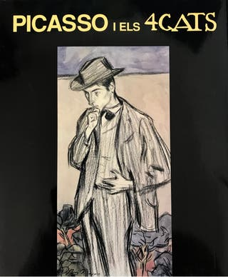 Libro Picasso i els 4 Gats