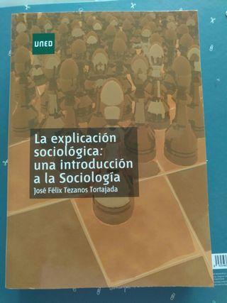 La explicación sociológica
