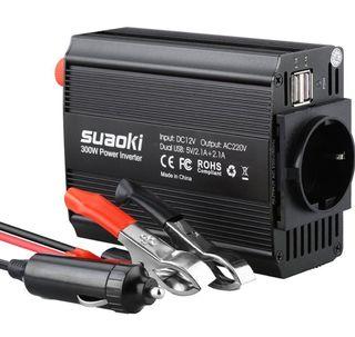 Inversor de corriente de 12V a 220-240V