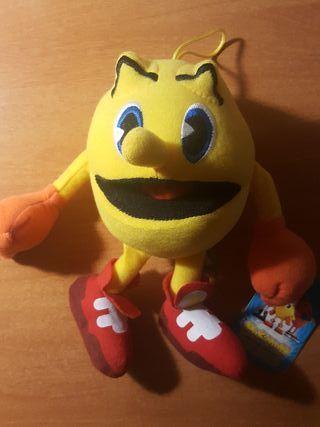 Peluche Pac-Man nuevo