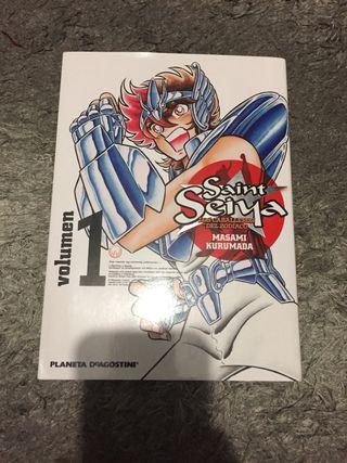 Saint Seiya 01 (Manga)
