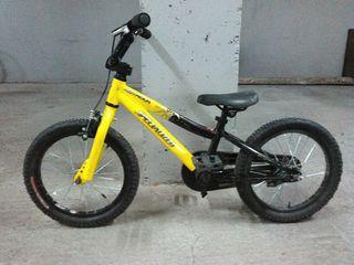 bicicleta SPECIALIZED hardrock niño 16 pulgadas