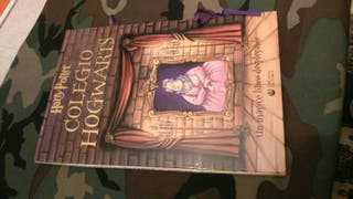 Libro Colegio Hogwarts plegable
