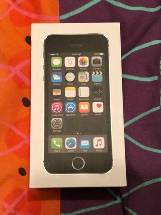 Iphone 5s, pantalla nueva