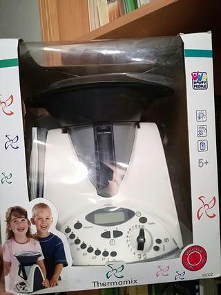 juguete thermomix infantil