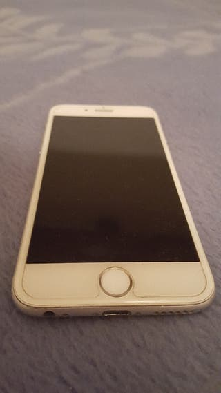 IPhone 16G Blanco/Gris
