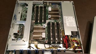 HP Proliant dl160 g6 servidor