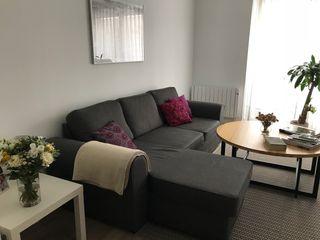Sofa cama con chaise longue