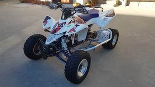 Quad suzuki ltr 450
