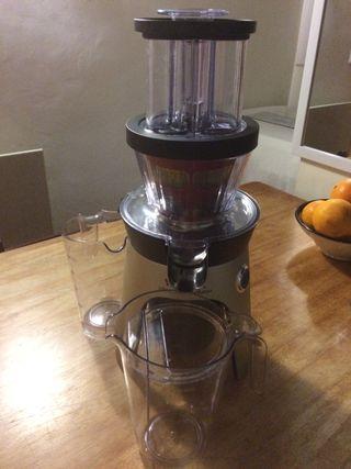 Licuadora Moulinex Infiny press revolution ZU500A1