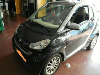 Smart fortwo coupe 451 2008