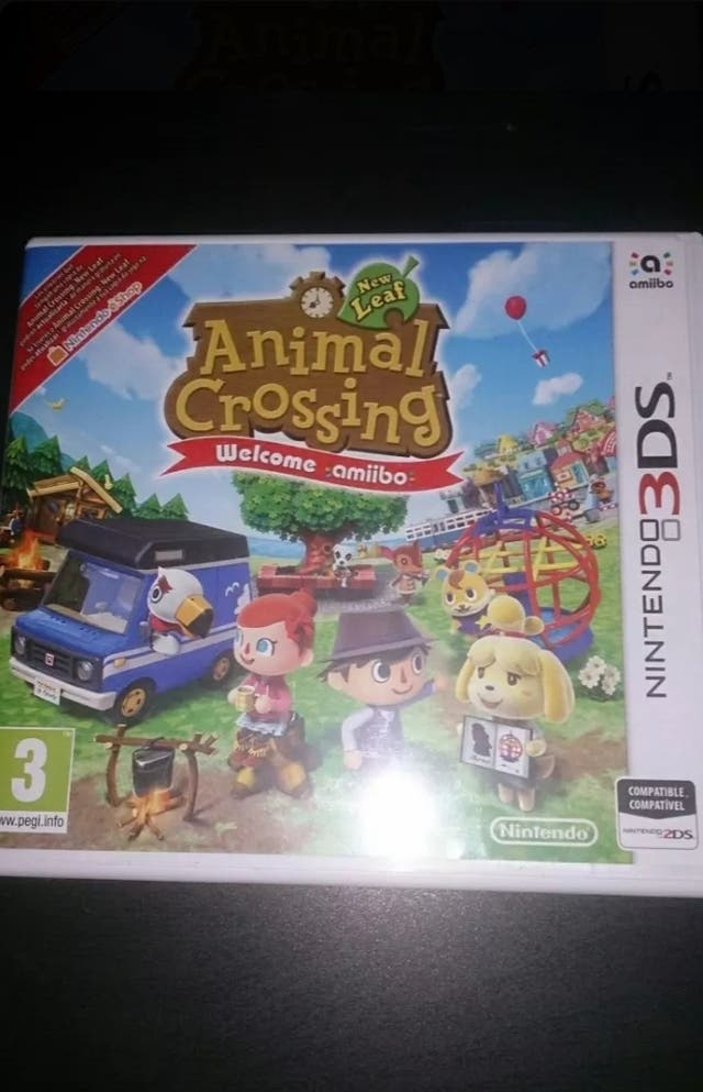 Juego Nintendo 3ds Animal Crossing Pokemon Y Zelda De Segunda Mano