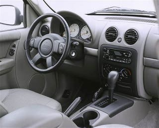 Jeep Cherokee Renegade 2007