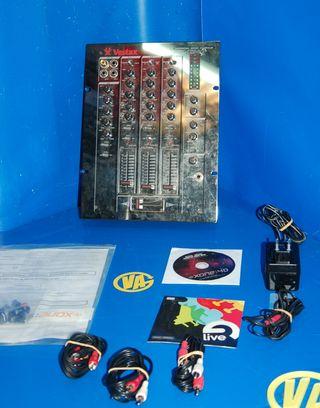 Mesa de mezclas VEXTAX modelo PMC-170A buen estado
