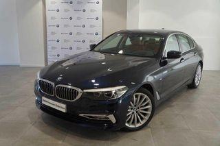 BMW Serie 5 520D Luxury Automático 190cv Mod G30 EU 6