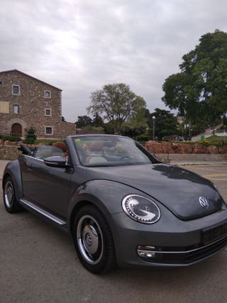 Volkswagen Beetle cabrio 2014