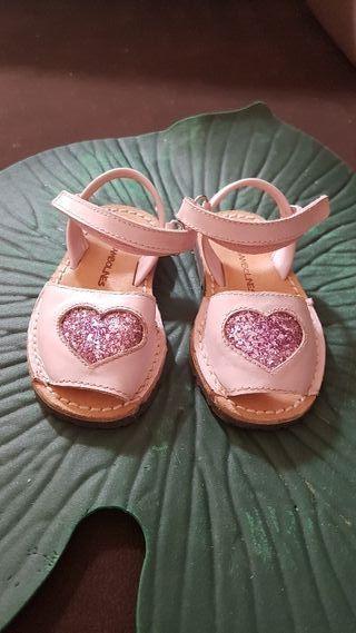 sandalias menorquinas 23