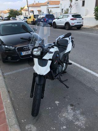 BMW GS 650 F