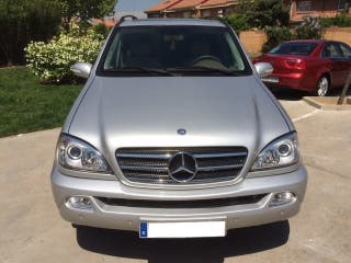 Mercedes ML 270 Cdi Special Edition