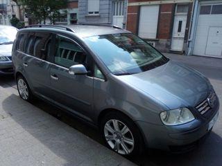 Volkswagen Touran 7plz