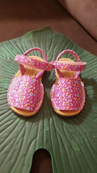 sandalia menorquinas 24