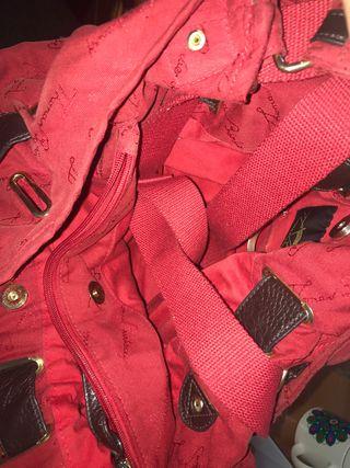 Thomas Burberry bag large
